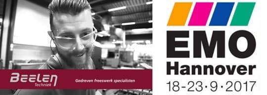 Beelen naar EMO beurs Hannover >